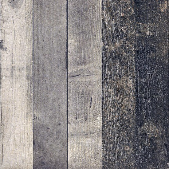 Porcelain stoneware flooring with wood effect CHEVRONCHIC | GREY by Ceramica Fioranese