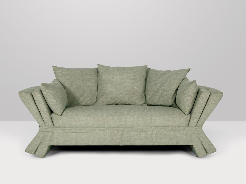 2 seater fabric sofa CHIANTI   2 seater sofa by Recor Home