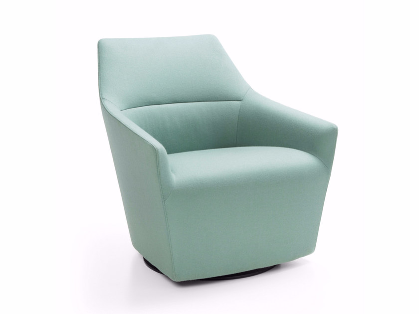 Easy chair with armrests CHIC 10FUS by profim