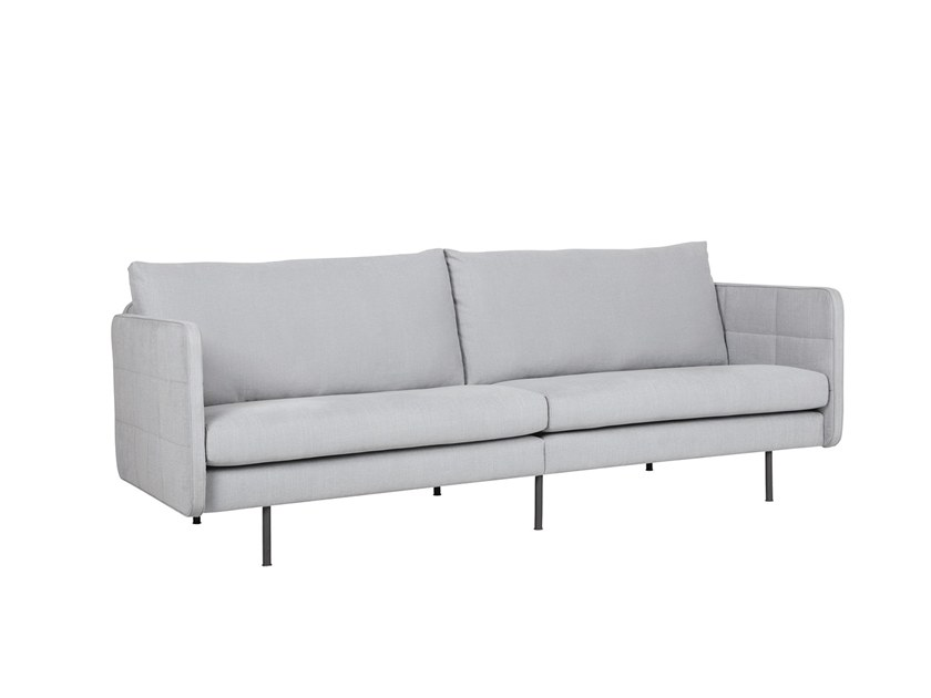 3 seater fabric sofa CHIC | 3 seater sofa by Sits
