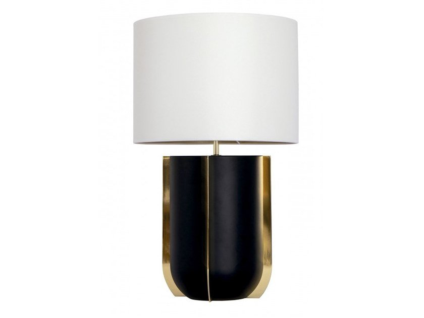 Wooden table lamp CHIC by Flam & Luce