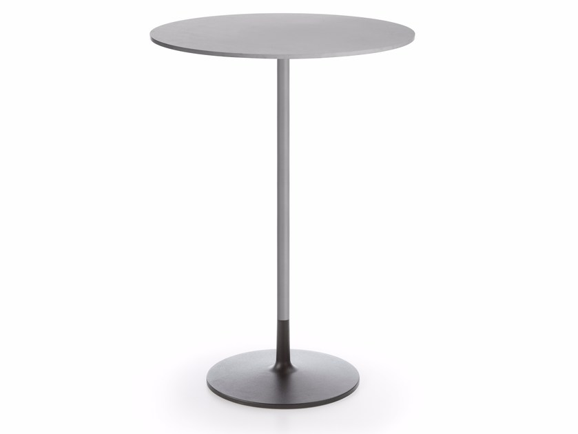 Round high table CHIC TABLE RR10 by profim