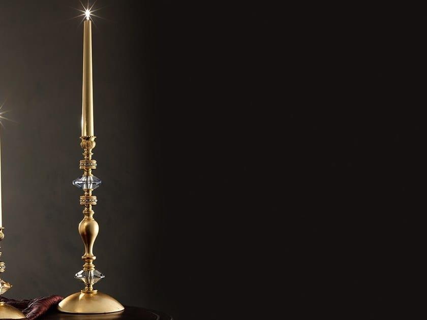 Lampada da tavolo a luce diretta in metallo CHIC TL1G by Masiero