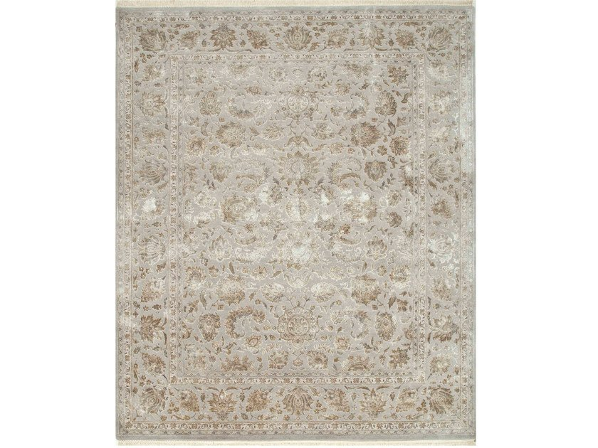 Tappeto rettangolare CHICORY NRA-16 Soft Gray/Soft Gray by Jaipur Rugs