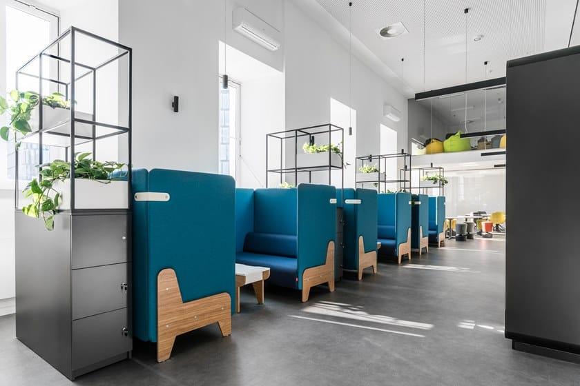 Smart Mikomax In Alto Tessuto Con Office ChilloutDivanetto Schienale qVpGSzUM