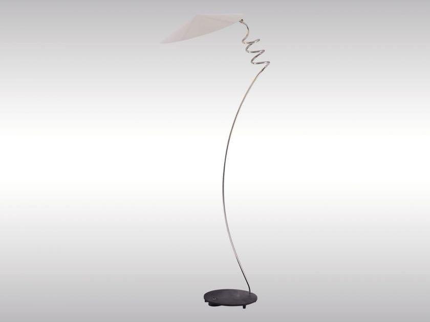 Classic style floor lamp CHINAHUT by Woka Lamps Vienna