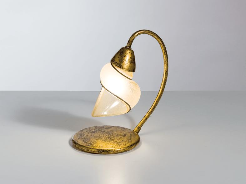 Murano glass table lamp CHIOCCIOLA MT 241-020 by Siru