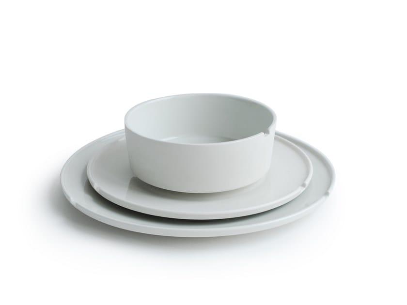 Glass plates set CHIPPED by UBIKUBI