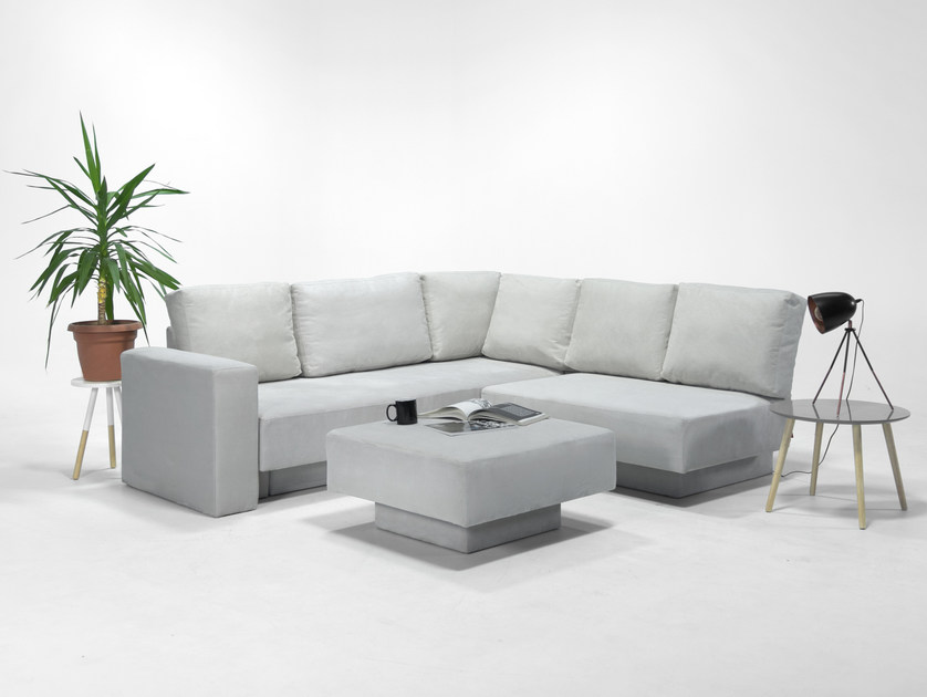 Modular convertible sofa CHOICE | Sofa by Feydom
