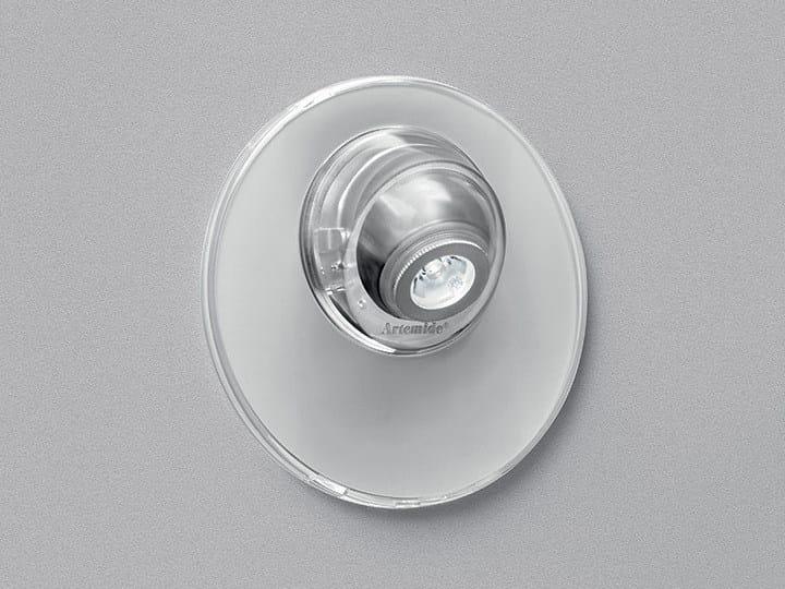 Adjustable polycarbonate reading lamp CHOOSE | Adjustable reading lamp by Artemide