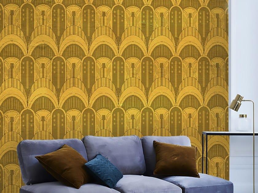 Wall tiles / wallpaper CHRYSLER GOLD by Officinarkitettura®