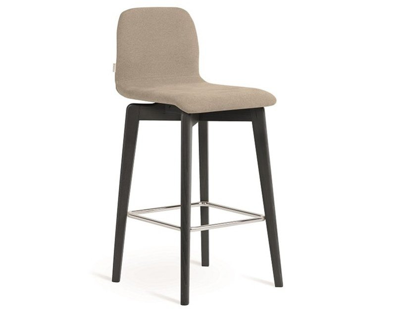 Upholstered stool CIAO | Stool by Natisa