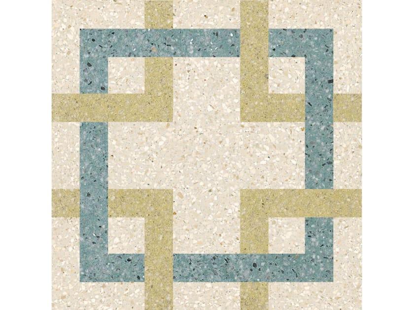 Marble grit wall/floor tiles CIENFUEGOS by Mipa