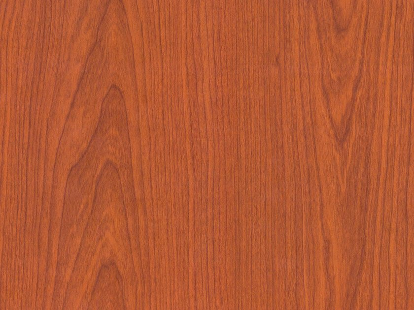 Self adhesive plastic furniture foil with wood effect CHERRY MIDDLE OPAQUE by Artesive