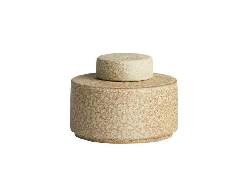 Ceramic vase CILINDER VASE MINI by 101 Copenhagen
