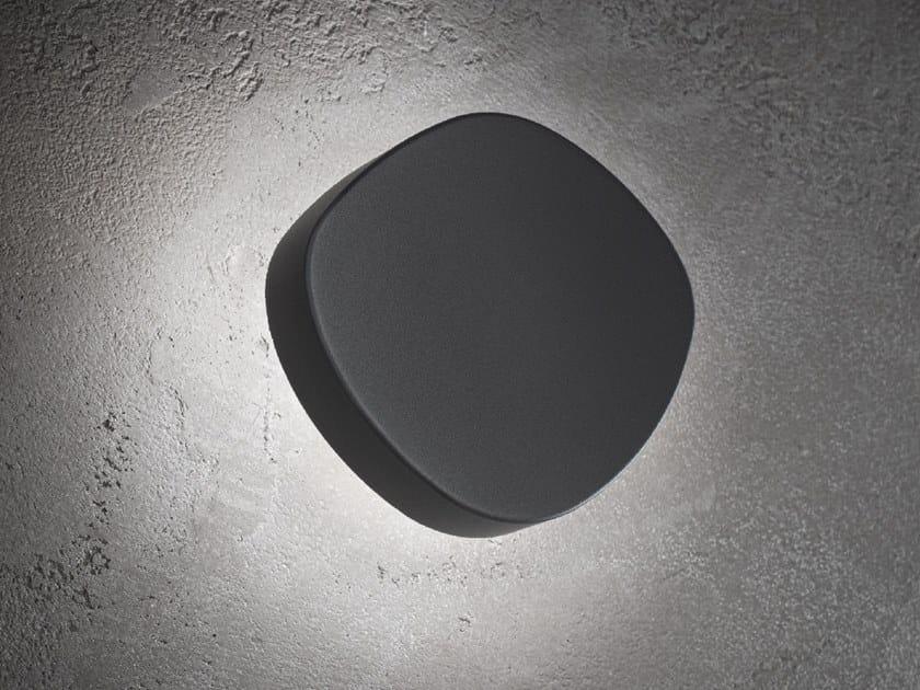Lampada da parete per esterno in alluminio pressofuso CIOTTOLO   Lampada da parete per esterno by AiLati