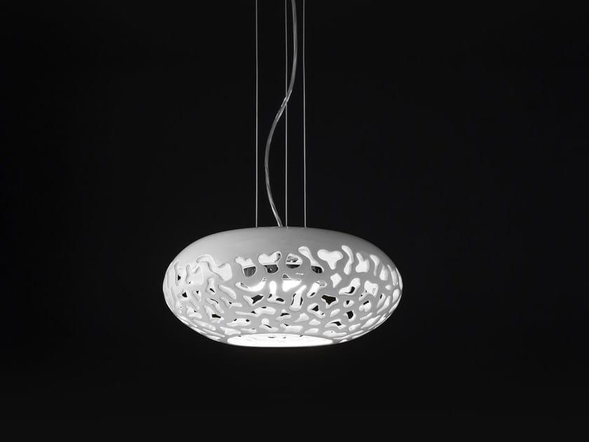 Direct light pendant lamp CIPOLLE by Aldo Bernardi