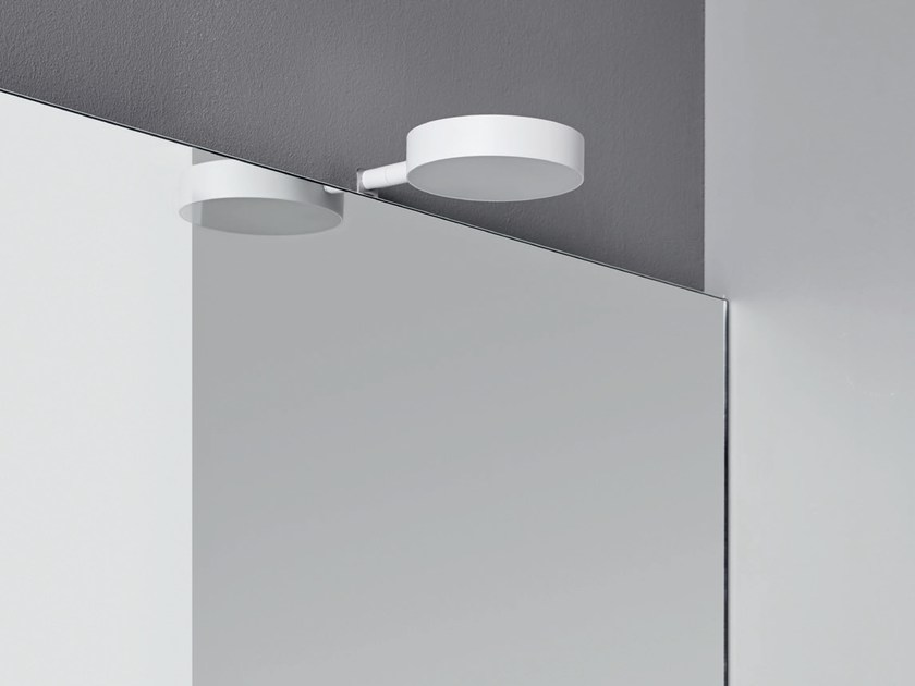Applique a led per bagno circle rexa design