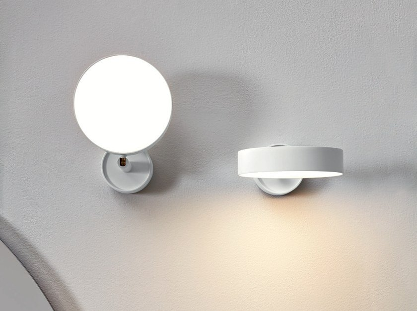 Applique a led per bagno circle by rexa design