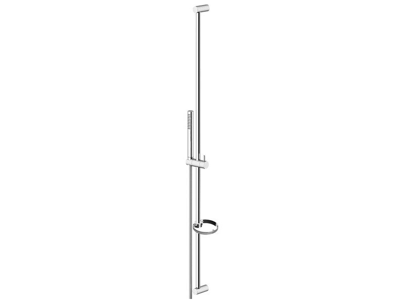 Shower wallbar with hand shower CIRCLE TWO | Shower wallbar by Gattoni Rubinetteria