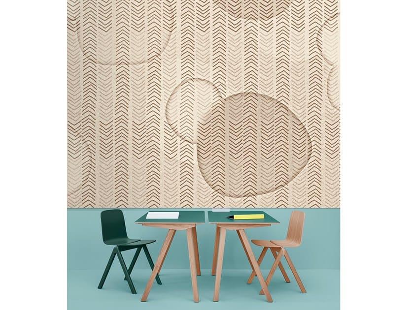 Wall tiles / wallpaper CIRCLES MONO by Officinarkitettura®