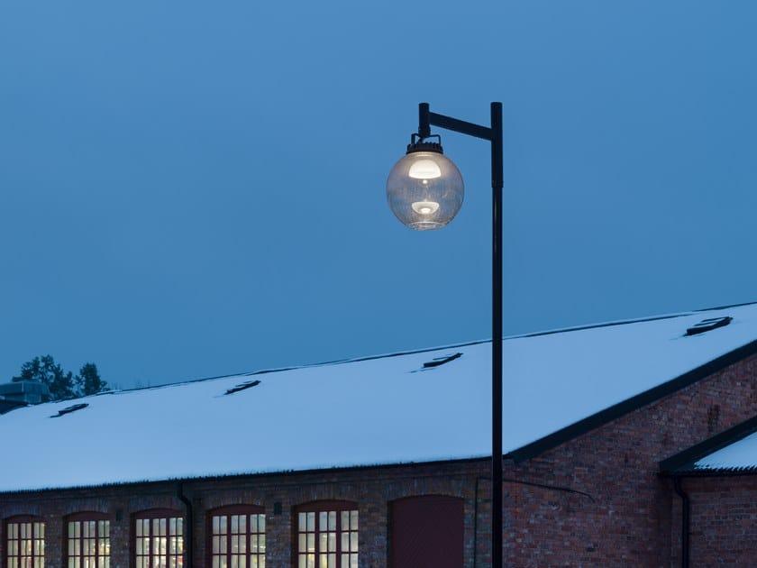 CITY GLOBE | Street lamp