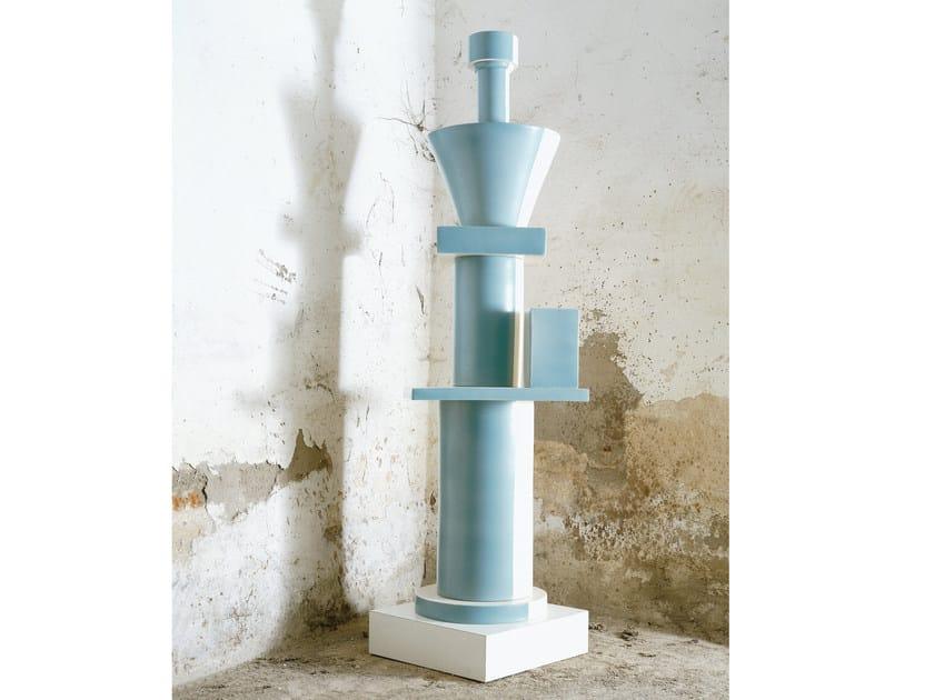 Ceramic sculpture CLAIR DE LUNE by Mirabili