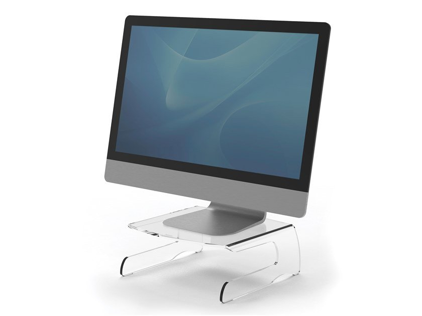 Monitor riser CLARITY™   Fixed stand by Fellowes