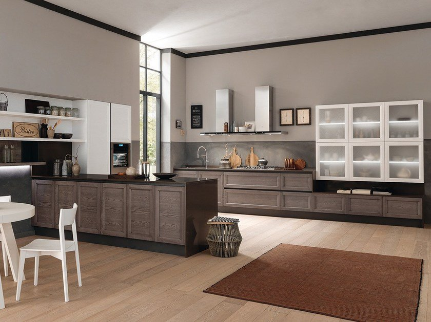 CLASS | Cucina componibile By Febal Casa design Alfredo Zengiaro