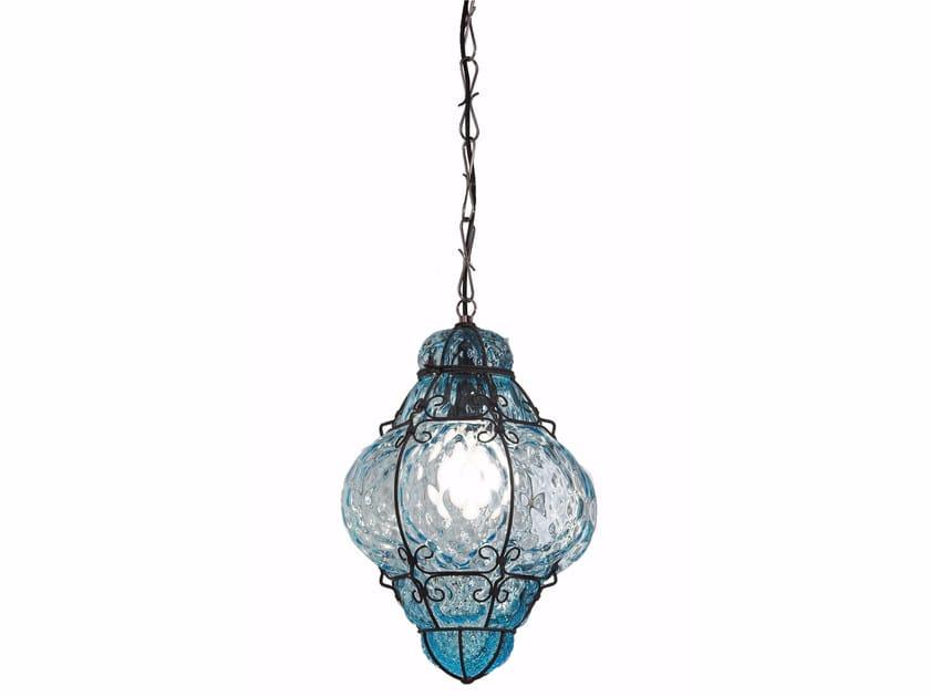 Lampade In Vetro Di Murano : Lampada a sospensione in vetro di murano classic ms 101 siru