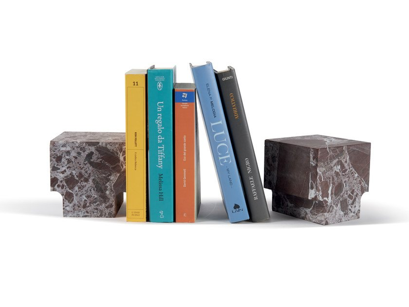 Marble bookend CLASSICO by Atipico