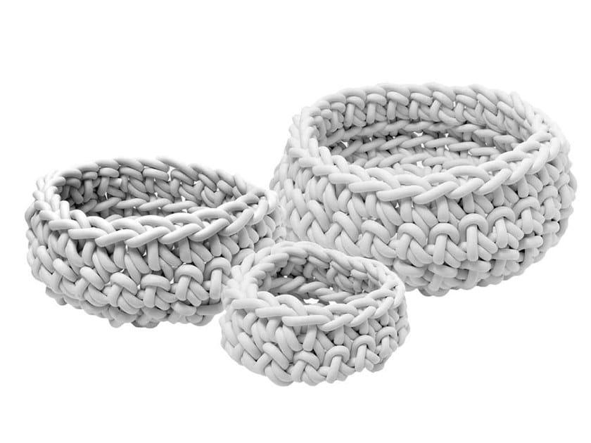 Set of neoprene baskets CLASSICO SET C3 by Neò