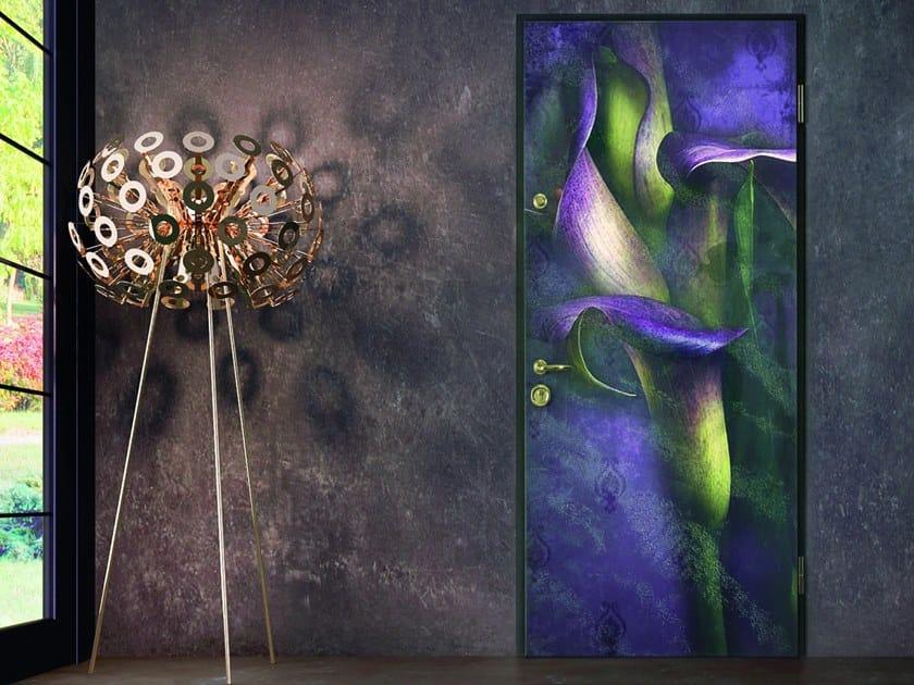 Pannello di rivestimento per porte blindate CLAUDIA MERAVIGLIA by VIGHI