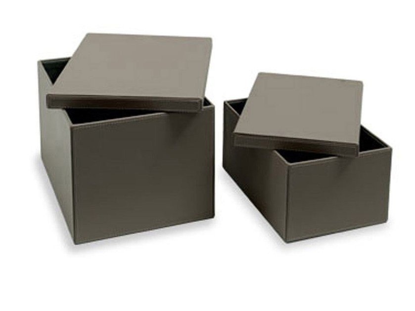 PVC storage box CLEVER by Calligaris