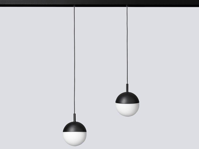 Illuminazione a binario a LED CLICK BALO | Illuminazione a binario by ONOK Lighting