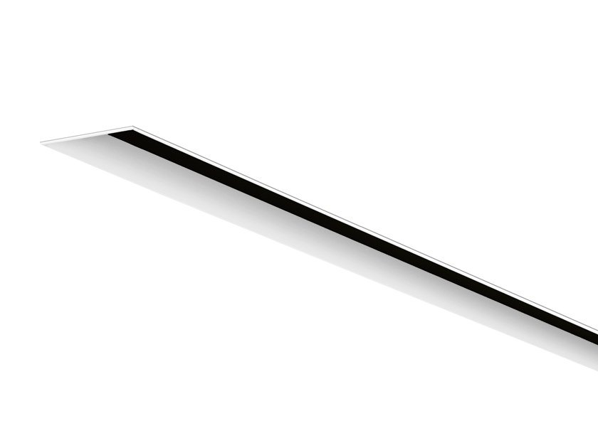 Profilo per illuminazione lineare da semi-incasso per moduli LED CLICK PROFILE RF by ONOK Lighting