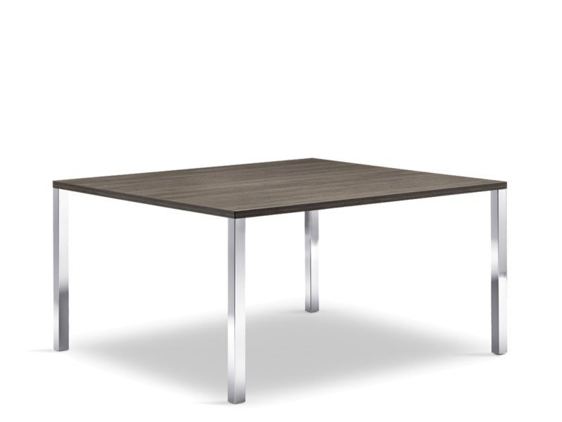 Square contract table CLIENT | Square table by Wiesner-Hager