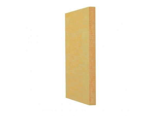 Glass wool Thermal insulation panel CLIMABAC by Saint-Gobain ISOVER