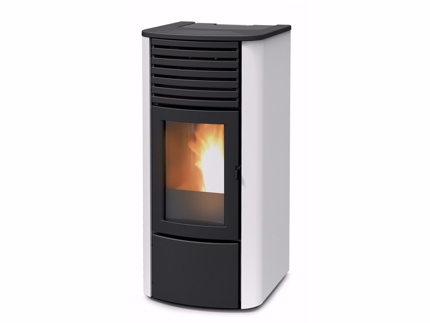 Pellet metal Heating stove CLIO by MCZ GROUP