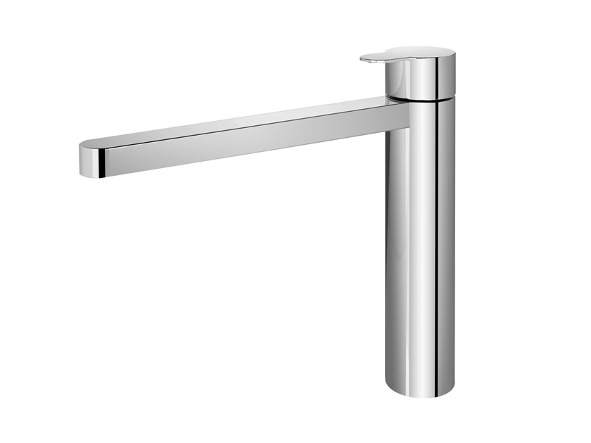 Chromed brass washbasin tap CLIP T9.15 | Washbasin tap by Water Evolution