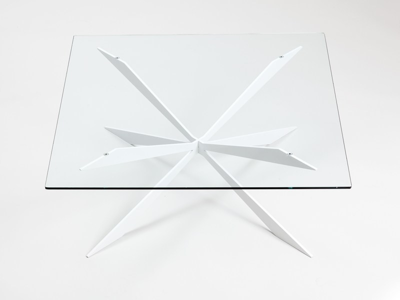 Square coffee table CLIX SQ by ENVY