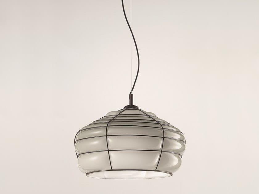 N Gl Pendant Lamp Cloche By Siru
