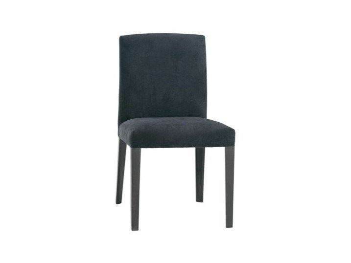 Upholstered fabric chair CLOÉ SI7016 by Andreu World