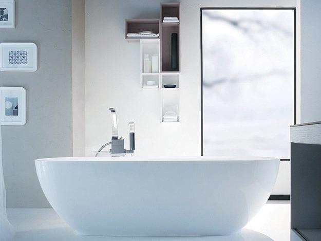 Vasca Da Bagno Larghezza 65 Cm : Cloe system vasca da bagno by rab arredobagno