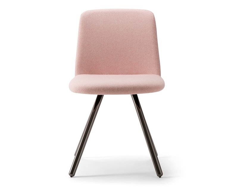 Upholstered chair CLOÈ | Upholstered chair by Verti