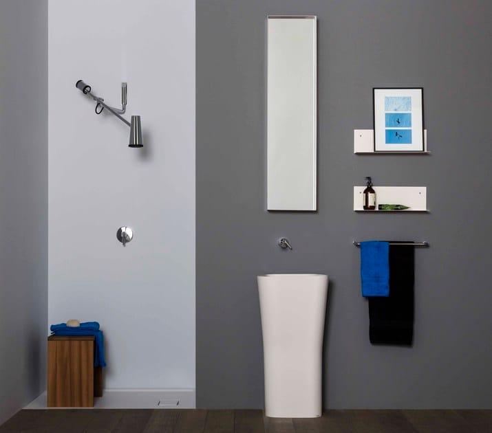 CLOSER   Miscelatore per doccia