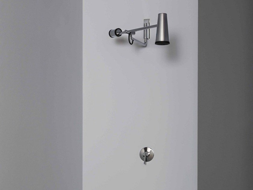 Contemporary style 1 hole metal shower mixer CLOSER | Shower mixer by ZUCCHETTI
