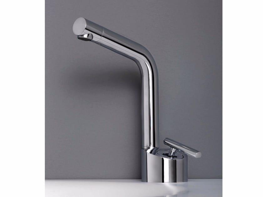 CLOSER | Miscelatore per lavabo da piano