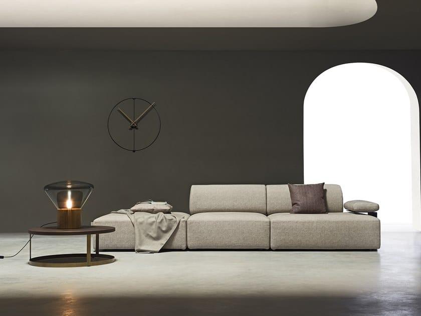 Sectional modular sofa CLOUD | Modular sofa by Metraform