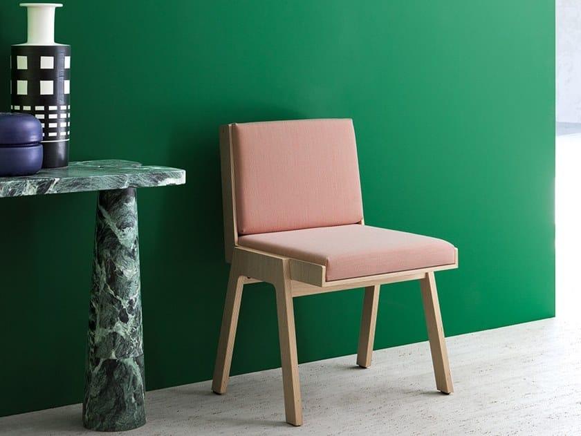 Multi-layer wood chair CLUB 44   Chair by Agapecasa